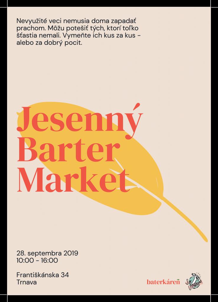 barter market trnava jesen september swap