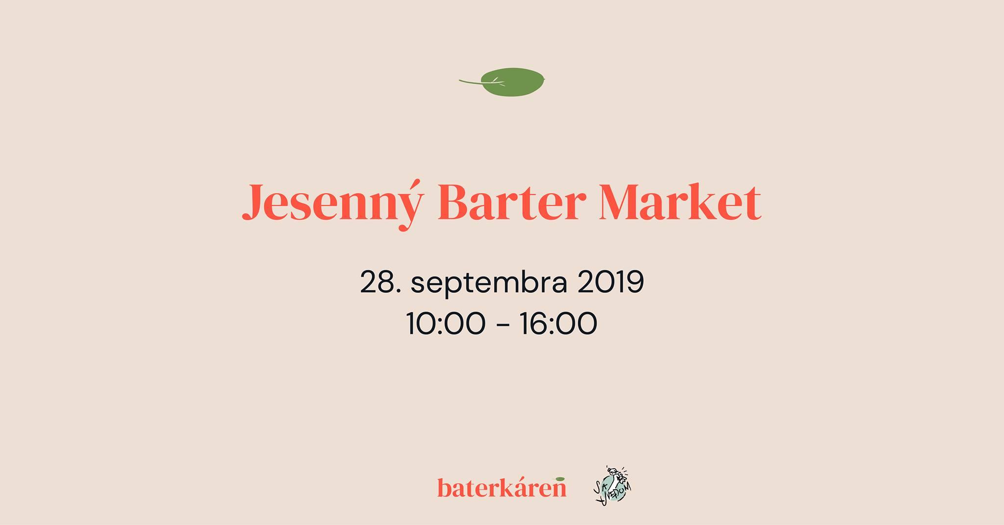 barter market trnava jesen