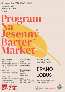 jesenny barter market trnava workshop