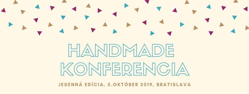 handmade konferencia bratislava oktober
