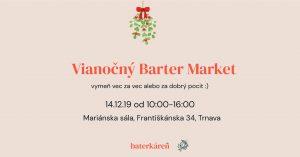 vianocny barter market trnava
