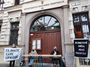 klimaticka kriza aktivizmus
